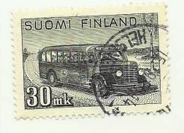 1946 - Finlandia 316 Autobus C2037, - Bus