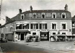 Réf : A -13- 1084  : Cour-Cheverny - France