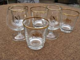 Verre Napoleon Cristal Whislay - Glazen