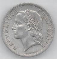 FRANCIA 5 FRANCHI 1947 - Francia