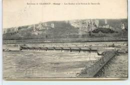 SURGY  - Environs De Clamecy, Les Roches Et Le Pertuis De Basseville - Clamecy