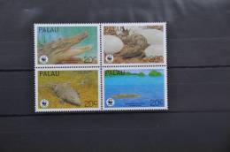 I 42 ++ WWF PALAU CROCODILE CROC KROKODIL REPTILE - Palau