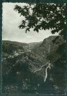 Cpsm Gf - Thiers - Route De Lyon Dans Les Gorges De La Durolle - LAH96 - Thiers