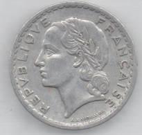 FRANCIA 5 FRANCHI 1946 - Francia