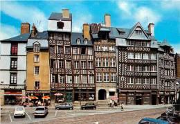 RENNES        PLACE DU CHAMP JAQUET - Rennes