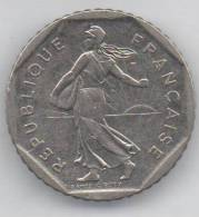 FRANCIA 2 FRANCHI 1983 - Francia