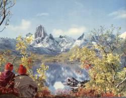 (300) Norway - Raka Mountain - Norway