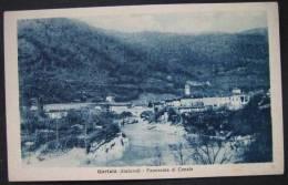 ^ GORIZIA DINTORNI PANORAMA DI CANALE B - Gorizia