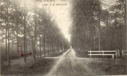 Laag Soeren  Laan B.h. Badhotel - Postkaarten