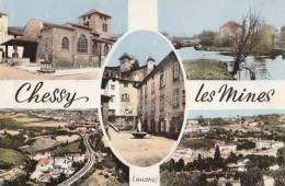 69 / CHESSY LES MINES / 5 VUES - Autres Communes