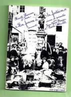 LA FEMME À LA FONTAINE - Jean Yves ROYER & Pierre MARTEL - HAUTE PROVENCE. - Livres