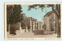 VEDENE : Quartier Du Puits De La Croix. 2 Scans. Vedennes. Edition Nercessian - Other Municipalities