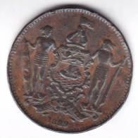 @Y@    Brits North Borneo 1 Ct 1889   (2073) - Malaysie