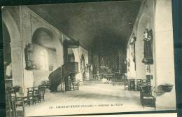 Lacanau-médoc - Intérieur De L'église - Um59 - Autres Communes