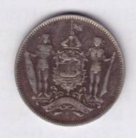 @Y@    Malaysia British North Borneo 1903 2 1/2 Cents   (2076) - Malaysie