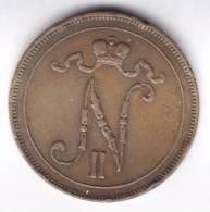 @Y@      Finland 10 Pennia 1915   (2081) - Finlande