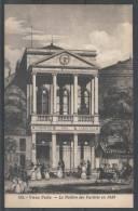 75 - PARIS 2 - Le Théâtre Des Variétés En 1828 - Vieux Paris 153 - Arrondissement: 02