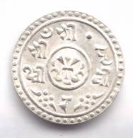 @Y@       NEPAL 1/4 MOHUR 1911  XF  (2091) - Népal