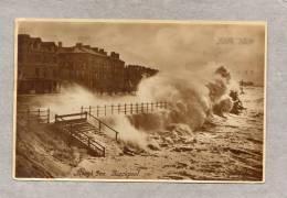 34782    Regno  Unito,     Blackpool  -  Rough  Sea,  VG  1914 - Blackpool