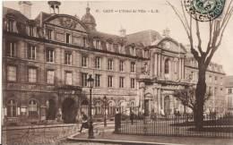 CAEN, L'Hôtel De Ville - Caen