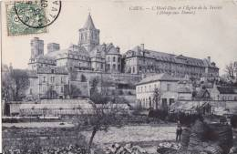CAEN, L´Hôtel Dieu Et L'Eglise De La Trinité - Caen
