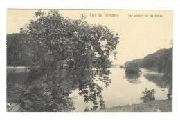 G1921 Tervueren Tervuren - Le Parc - Vue Generale Sur Les Etanges - Old Mini Card / Non Viaggiata - Tervuren