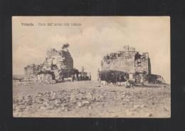 Cartolina Tolmeta Posta Militare 1913 - Libyen