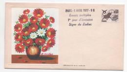 Lot 805: 1er Jour Du Signe Du Zodiac, Le Taureau - Astrology