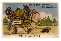 PEIRA CAVA - En Rodage - Très Bon état - France