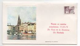 Lot 816: La Tour De La Lanterne à La Rochelle - Schlösser U. Burgen