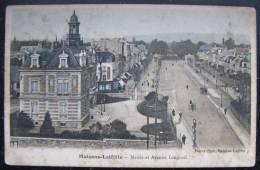 FRANCE - YVELINES - MAISONS LAFFITE - Avenue De Longueil     1907 - Maisons-Laffitte