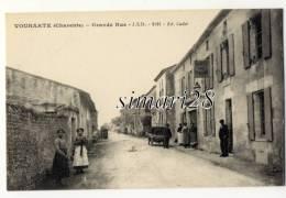 VOUHARTE - N° 2101 - GRANDE RUE - France