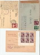 Austria Brieven 1947  D986 - 1945-.... 2. Republik