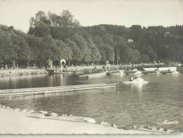 88 - GÉRARDMER - L´ Embarcadère (pédalos...) CPSM - Gerardmer