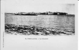 56 PORT LOUIS  LA CITADELLE    AUTRE VUE     EDITION LAUSSEDAT  ETAT IMPECCABLE - Port Louis