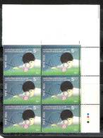 INDIA, 2013, 100 Years Of Indian Science Congress, Block Of 6 With Traffic Lights, MNH, (**) - India