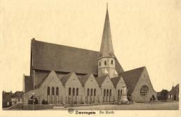 BELGIQUE - FLANDRE OCCIDENTALE - ZWEVEGEM - De Kerk - L'Eglise. - Zwevegem