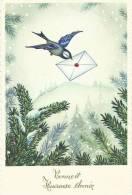 Nouvel  An ;  Bonne  Année  Oiseau - Nouvel An
