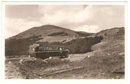 GRAND BALLON ---   Alt.1424m  ( Vieux Autocar ) - Frankreich