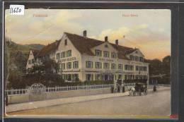 FELDKIRCH - HOTEL BÄREN - ATTELAGE - B ( LEGER PLI ) - Österreich