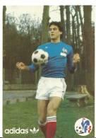 Football :   Erick   BATTISTON - Calcio