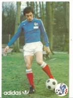 Football :   Bernard   ZENIER - Calcio