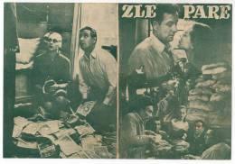 "PROGRAMS FILM ""EVIL MONEY"" YUGOSLAV FILM ACTRESS DUBRAVKA GAL DISTRIBUTED BY ZETA FILM SIZE 22,5X16,5 CM - Programs"