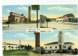 Padova Megliadino San Fidenzio Viaggiata Con Francobollo - Padova (Padua)