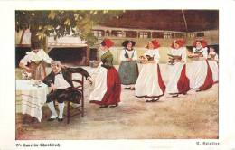 ILLUSTRATEUR SPINDLER DEUTSCHLAND ALSACE - Illustrateurs & Photographes