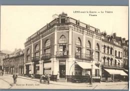 Lens Avant La Guerre - Le Theatre - France - Lens