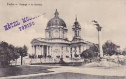 Italy Torino Superga La Basilica 1910