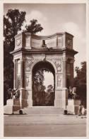 Italy Torino Monumento all'Arma di Artigliera Real Photo