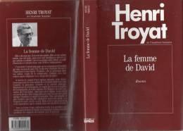 La Femme De David Par Henri Troyat - Unclassified
