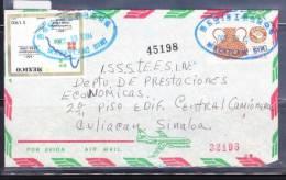 O) 1994 MEXICO,MEXICO EXPORTS, COVER FROM MAZATLAN TO CULIACAN-SINALOA. - Mexico